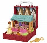 Cumpara ieftin Frozen 2 Set Cutia cu povesti - Anna in sat, Disney