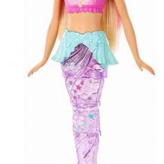 Cumpara ieftin Papusa Barbie Sirena Cu Lumini Si Sunete