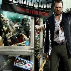 Dead Rising - Chop till you drop - Nintendo Wii [Second hand] md, Actiune, 16+, Multiplayer