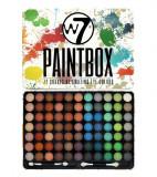 Cumpara ieftin Paleta farduri de ochi W7 Paintbox 77 culori