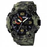 Cumpara ieftin Ceas SUBACVATIC Sport Watch SKMEI 1520 DUAL Time TOP Functii Multiple 4 Culori, Lux - sport, Quartz, Otel