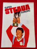 Supliment fotbal STEAUA Bucuresti-DINAMO Kiev (Super Cupa Europei 1987)