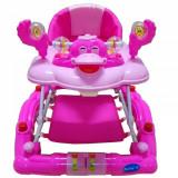 Premergator pentru copii 2 in 1 BabyCare PBCR-3, Roz