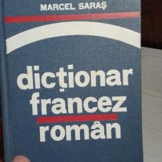 Dictionar francez-roman – Marcel Saras