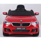 Masinuta electrica 12V BMW Seria 6 GT rosu