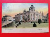 Timisoara Sinagoga, Circulata, Printata
