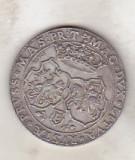 Bnk mnd Transilvania Thaler 1580 - REPLICA , alama argintata, Europa