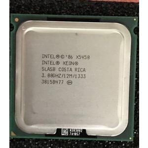 Procesor  Xeon X5450 Quad Core 3.0Ghz 12Mb modat la sk 775 performante de Q9650