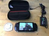 CONSOLA SONY PSP-2004 + ACCESORII + CARD SONY + JOCURI GTA VICE CITY  ETC