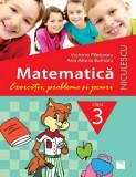 Cumpara ieftin Matematică. Clasa a III-a. Exerciţii, probleme şi jocuri