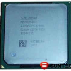 Procesor Intel Pentium 4 2.6 GHz SL6WH