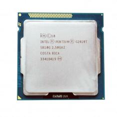 Procesor Intel Pentium DualCore G2020T 2.5GHz, Cache 3MB, LGA1155, Ivy Bridge
