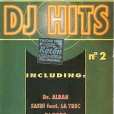 Caseta DJ Hits No 2, originala