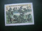 HOPCT TIMBRE MNH 639  ARTA MODERNA   1987  -1 VAL AUSTRIA