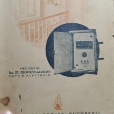 Manualul instalatorului electrician – Georgescu Gorjan