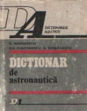 Dictionar de astronautica