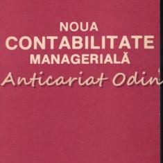 Noua Contabilitate Manageriala - D. M. Dragan