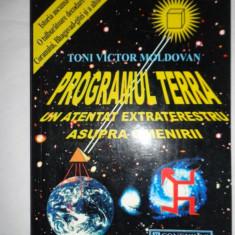 PROGRAMUL TERRA 460PAGINI= TONI VICTOR MOLDOVAN