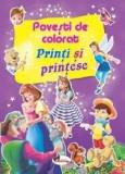 Povesti de colorat - Printi si printese  , Aramis