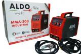 Aparat Sudura INDUSTRIAL ALDO 300 -Italia