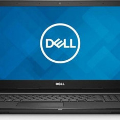 Laptop Dell Inspiron 3565 (Procesor AMD A9-9425 (1M Cache, up to 3.70 GHz), 15.6inch HD, 4GB, 500GB HDD @5400RPM, AMD Radeon R5 Graphics, Linux, Negru