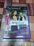 SingStar Boy Bands vs Girl Bands - Joc Original PS2
