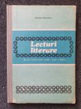 LIMBA ROMANA. LECTURI LITERARE. MANUAL PENTRU CLASA A VIII-A - D. Savulescu, Clasa 8