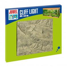 Decor fundal 3D acvariu, CLIFF LIGHT