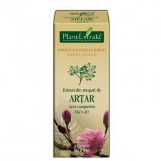 Extract din muguri de ARŢAR 50ml Plant Extrakt