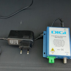 RECEIVER DIGI FTTH OPTICAL RECEIVER ERH1095A/WF - 1 BUCATA .