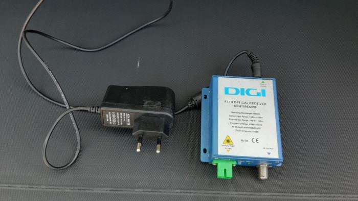 RECEIVER DIGI FTTH OPTICAL RECEIVER ERH1095A/WF - 1 BUCATA .