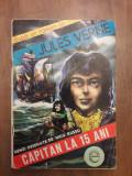 Capitan la 15 ani - Jules Verne, Nicu Russu / C37G