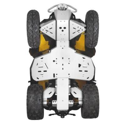 Scut Shark Skidplate Can-am Renegade 800R/1000 2012-2015 foto