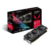 Placa video ASUS ROG STRIX RX VEGA56 OC Gaming 8GB