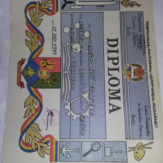 DIPLOMA DE PIONIERI CARTONATA perioada Comunista/Ceausista,T.GRATUIT