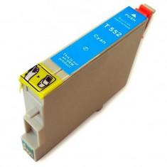Cartus cerneala compatibil Epson T0552 Cyan