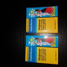 Dictionar spaniol roman spaniol