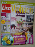 REVISTA LISA WOHNEN - aprilie 2014 - LIMBA GERMANA
