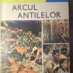 ARCUL ANTILELOR - DORIN IANCU