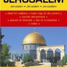 Harta Ierusalim |