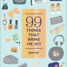 Jurnal - 99 Things That Bring Me Joy   Abrams