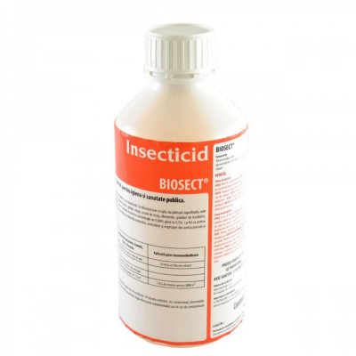 INSECTICID BIOSECT 1 L foto