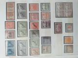 Lot timbre Ungaria, supratipare, MNH, Nestampilat