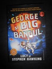LUCY SI STEPHEN HAWKING - GEORGE SI BIG BANGUL foto