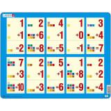 Cumpara ieftin Puzzle Adunarea 1 - 10A, 10 Piese Larsen LRAR11