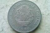 MONEDA 1 LEU 1966-ROMANIA