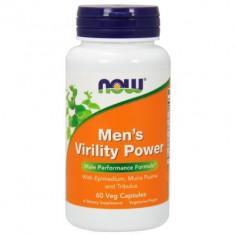 NOW Men's Virility Power - 60 Capsule