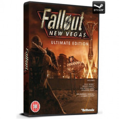 Fallout New Vegas Ultimate Edition PC CD Key