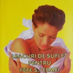 Leacuri de suflet pentru fete si femei – Pavel Corut