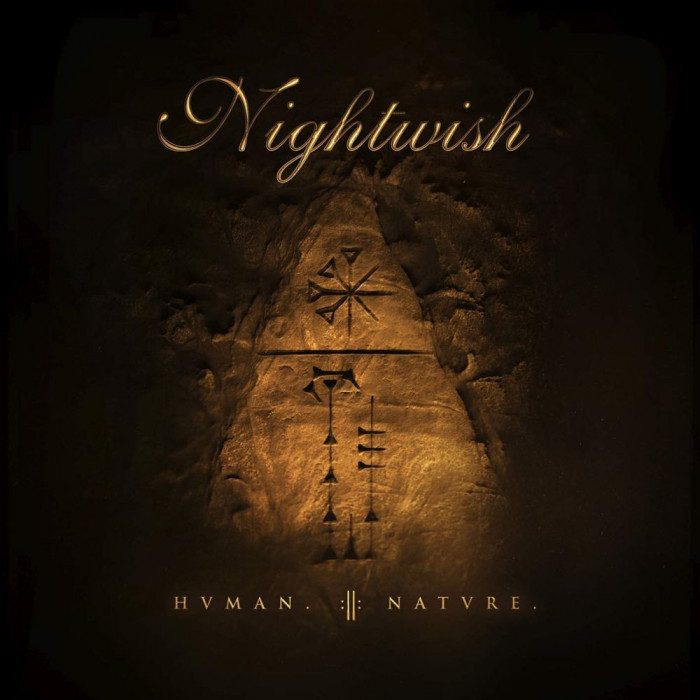 Nightwish Human :II: Nature 12pg booklet (2cd)
